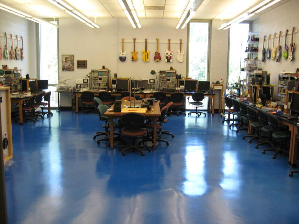 Mechatronics Lab center
