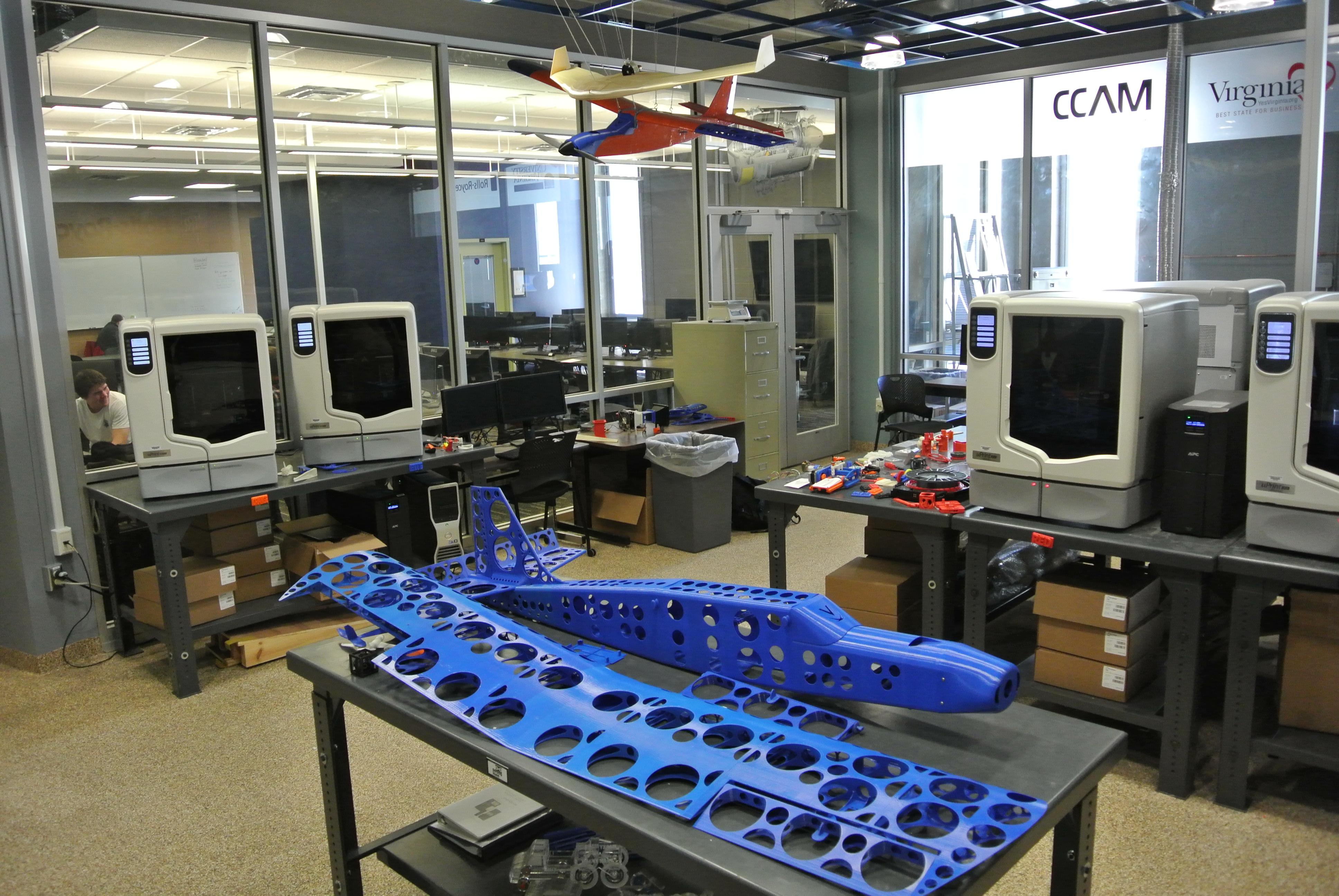 Advanced Manufacturing Lab – gavitronics com Gavin Garner